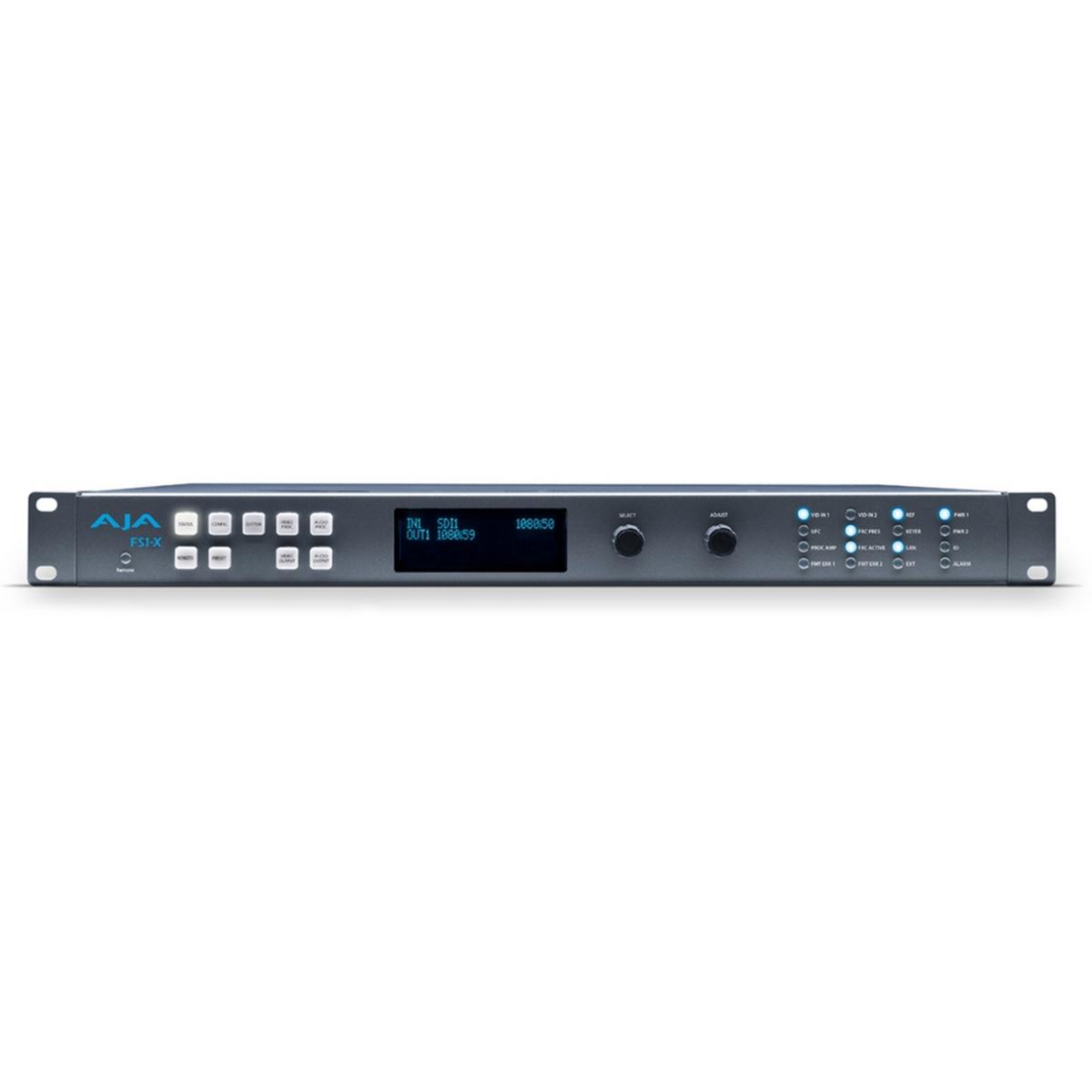 Buy AJA: FS1-X Frame Sync/Converter with MADI audio