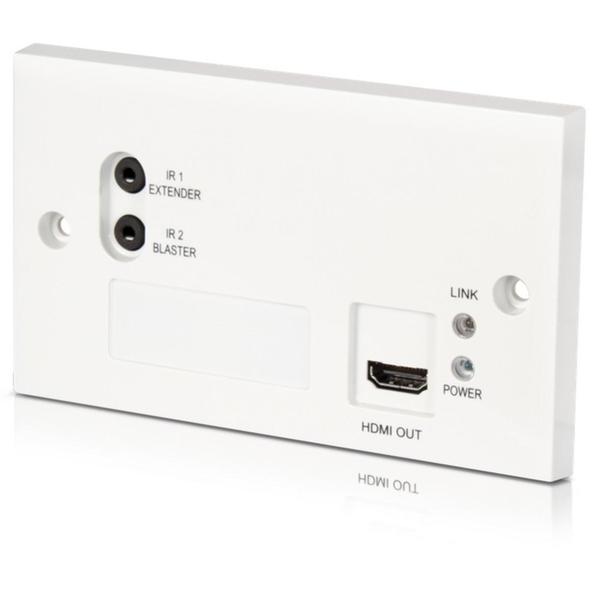 Buy Cyp Pu 515pl Wprx 4k Hdmi Hdbaset Lite Wall Plate Receiver Up Litetm Transmitter To 60m