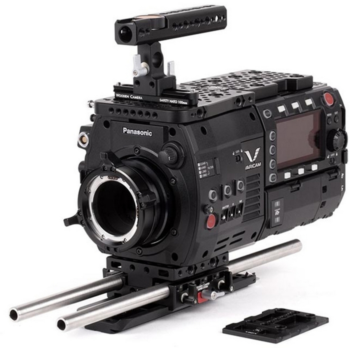 Wooden Camera - Canon C100 Unified Accessory Kit (Advanced)