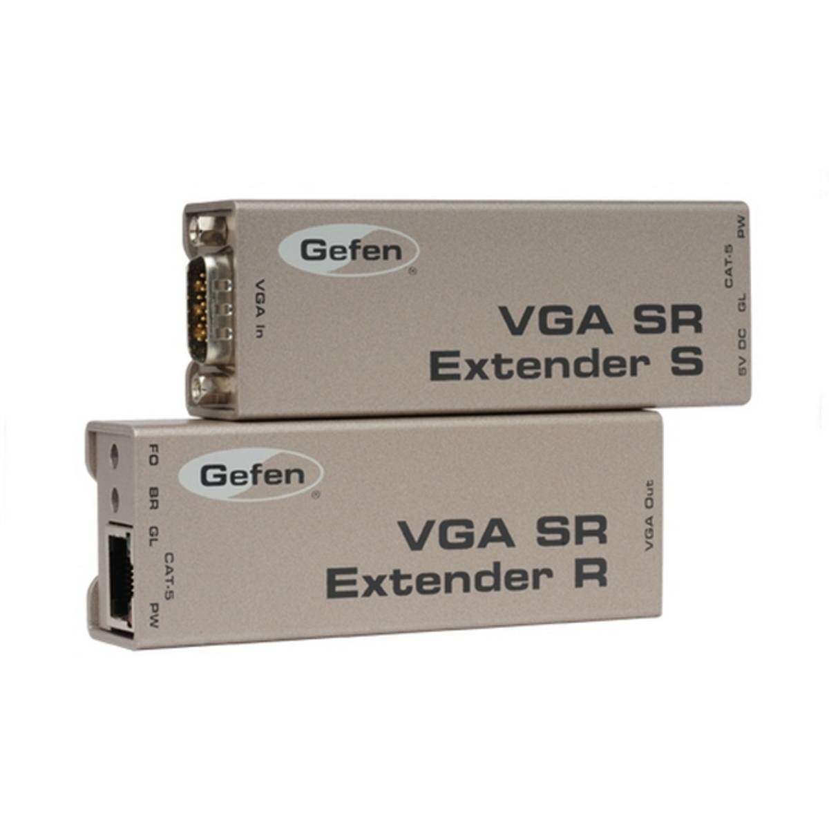 Gefen: VGA extender SRN