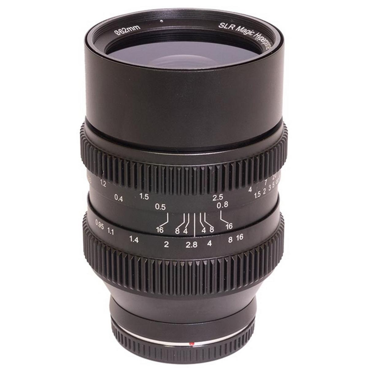 SLR Magic HyperPrime CINE II 35mm T0 95 (mFT Mount*)