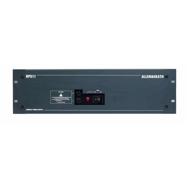 Allen and Heath: RPS11  Rack Mount Power Supply for GL2800 and GL2400-40