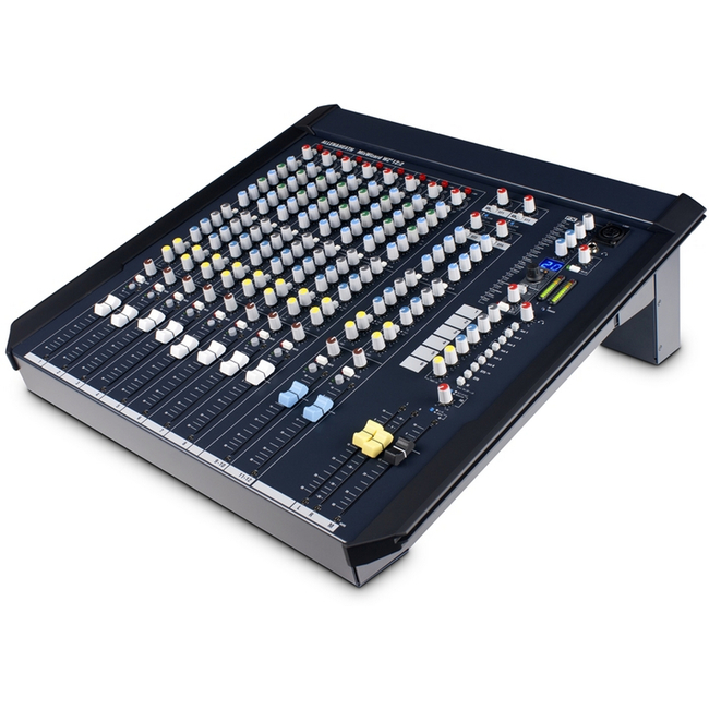 Allen and Heath: Wizard 12:2 Live Mixer with Built-In Effects
