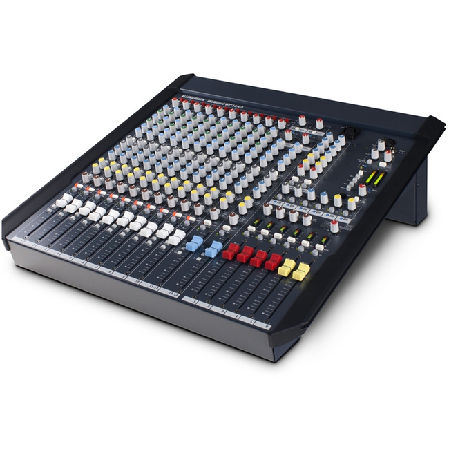 Allen and Heath: Wizard 14:4:2 Dual Function 4 Bus Mixer