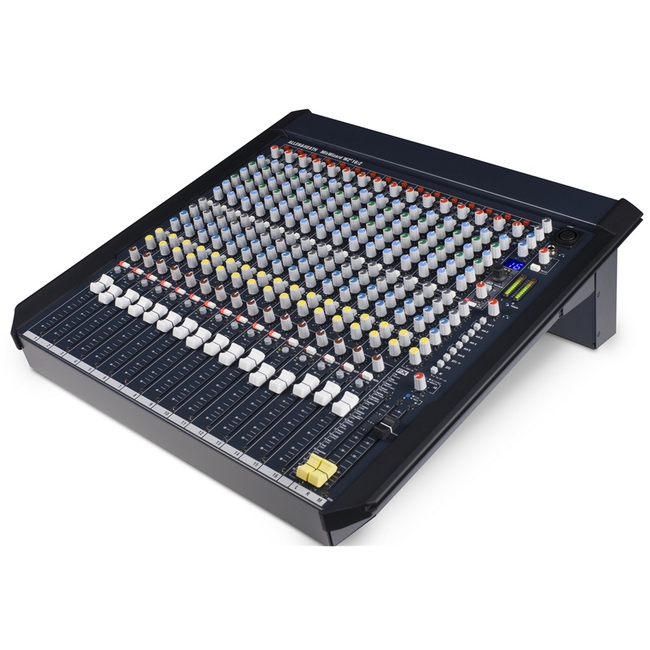 Allen and Heath: Wizard 16:2  Live Mixer with Built-In Effects