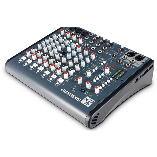 Allen and Heath: XB-10 Small Broadcast Mixer