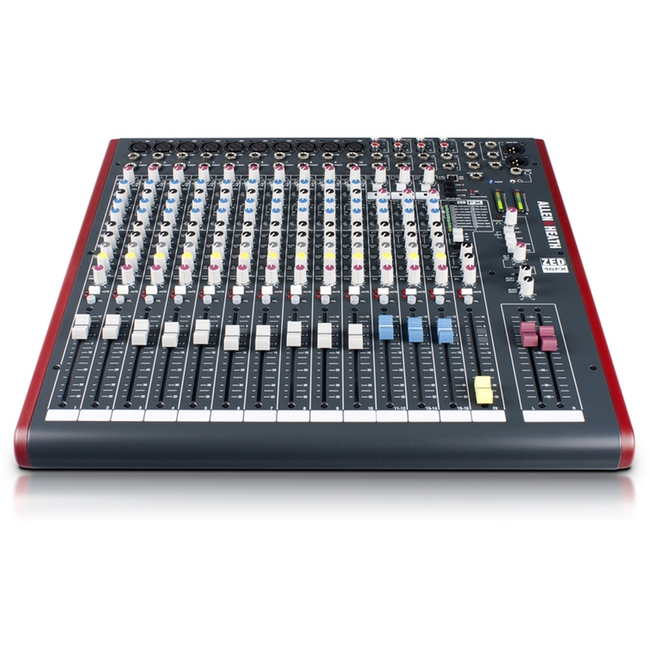 Allen and Heath: ZED16FX