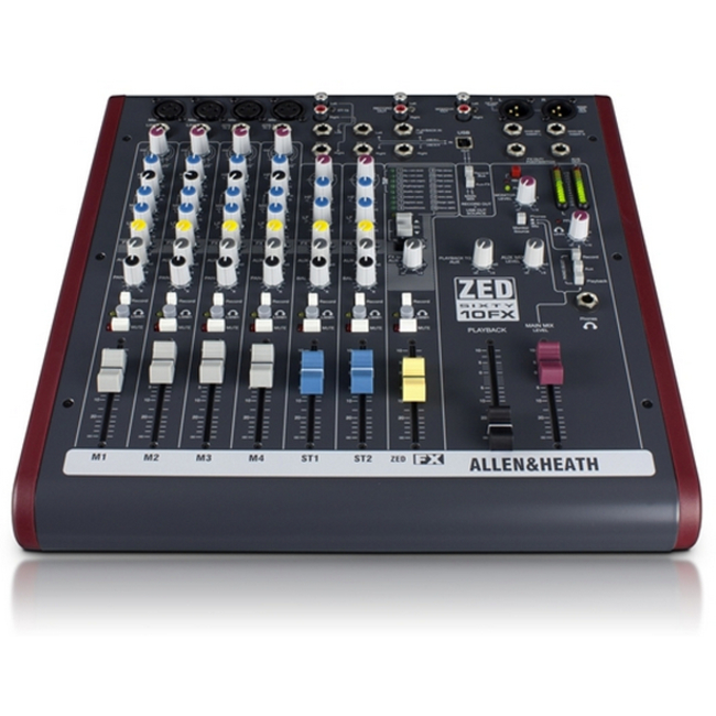 Allen and Heath: ZED60-10FX