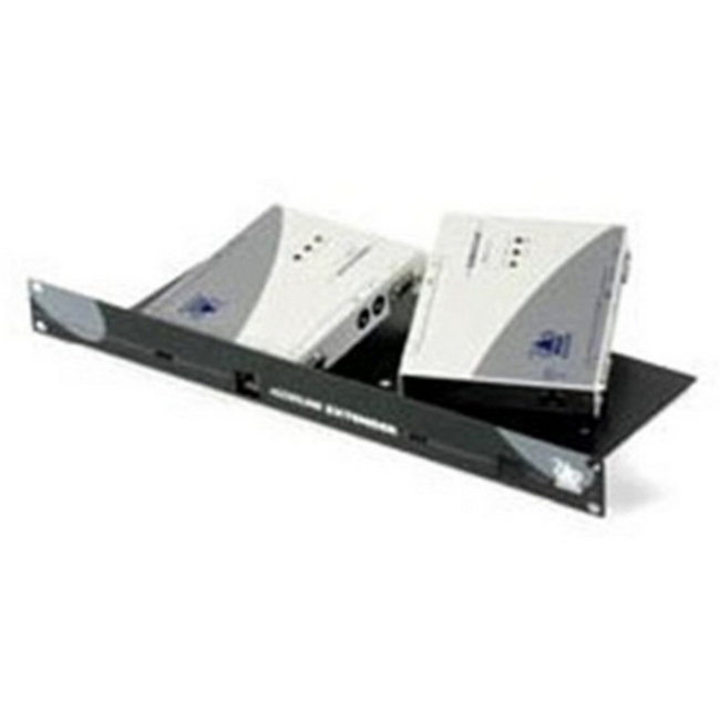 Adder: X2 SILVER Dual Access KVM rack mount panel kit For both Local and Remote Modules