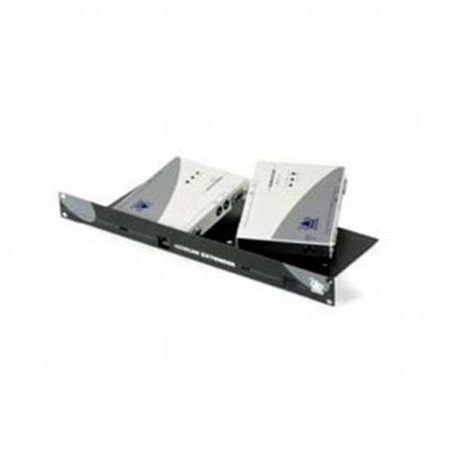 Adder: X2 SILVER KVM rack mount panel kit For both Local and Remote Modules