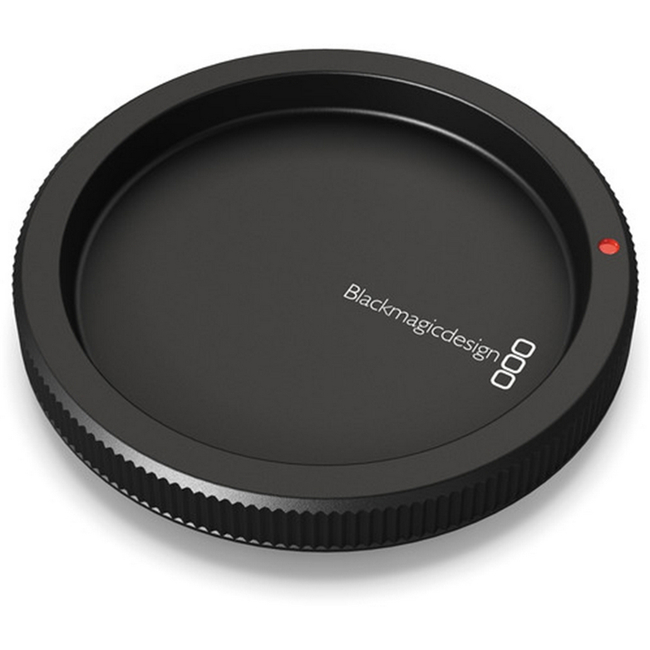 Blackmagic: EF Lens Cap