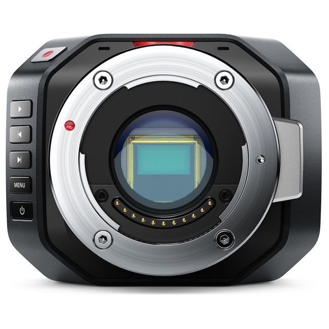 Blackmagic: Micro Cinema Camera