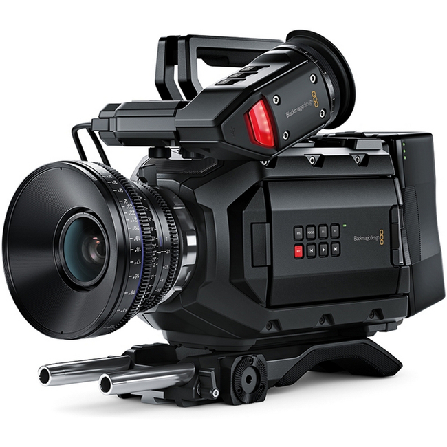 Blackmagic: Ursa Mini 4K