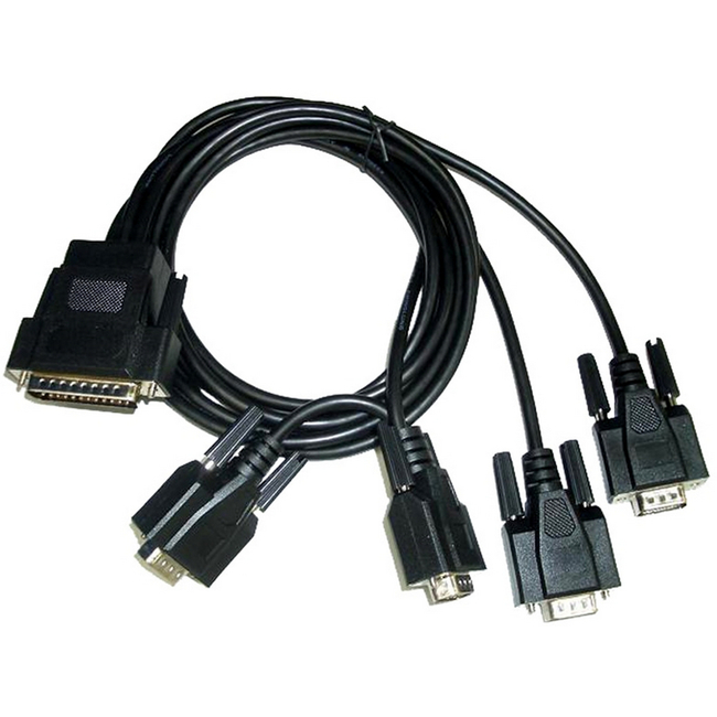 Datavideo: CB-28 Tally Connection Cable for SE2800 to ITC-100 and AM-100