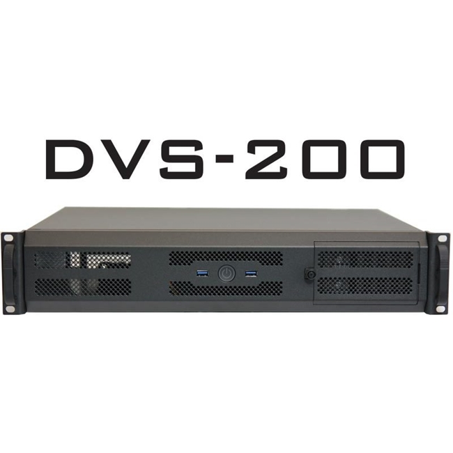 Datavideo DVS-200 16 Channel SDI Live Streaming & Recording Turnkey