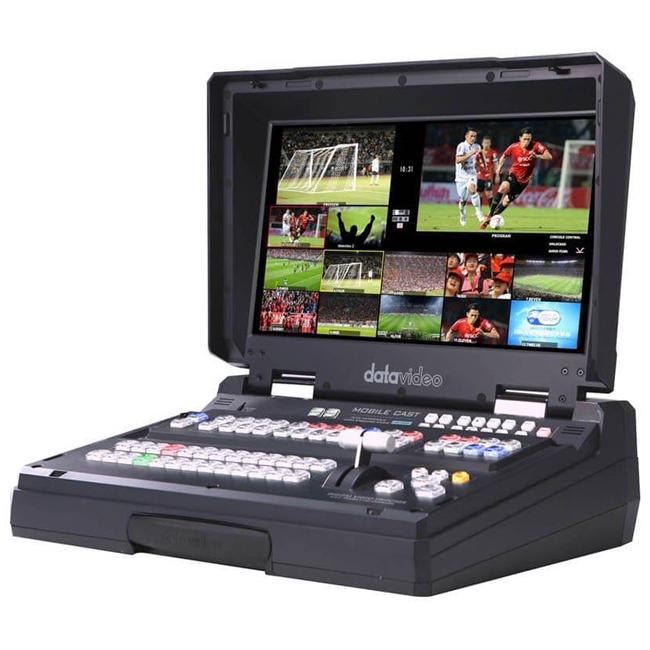 Datavideo HS-3200 12-Channel HD Digital Video Studio.