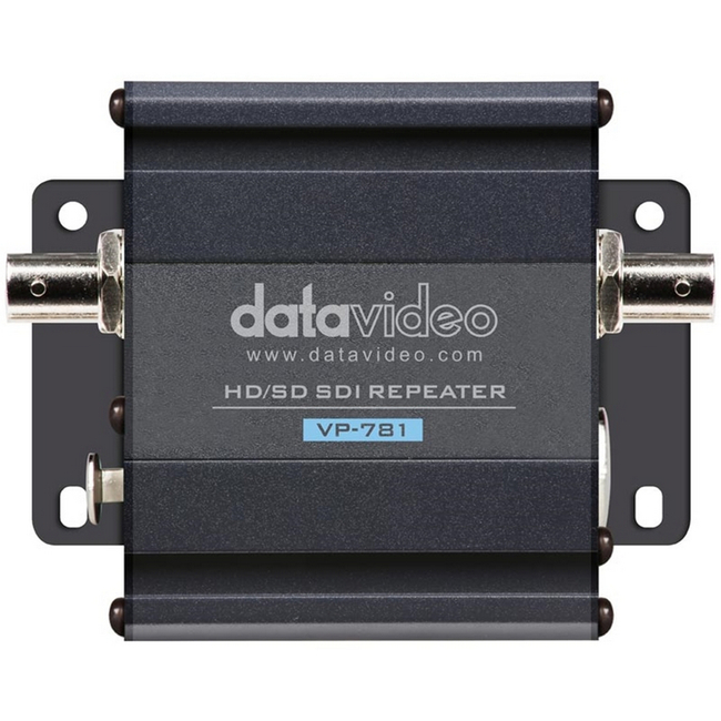 Datavideo: VP-781 HD/SD SDI + Intercom Repeater