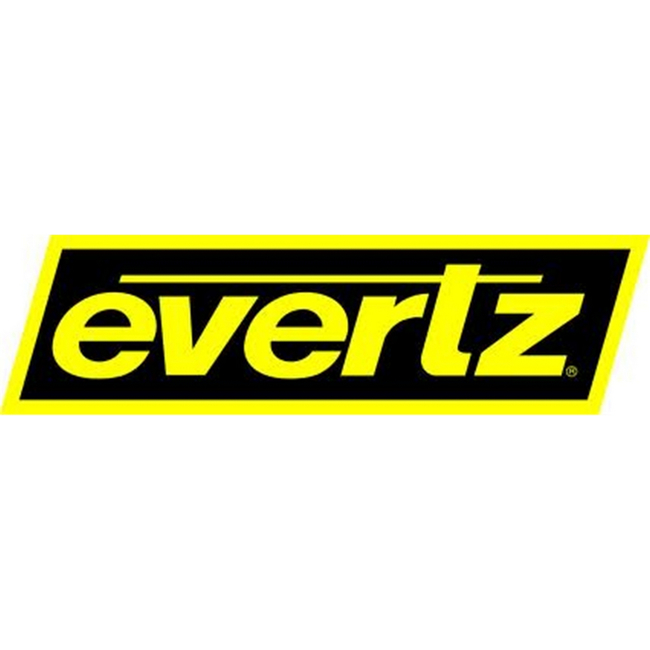 Evertz: Quiet Multiframe with Intelligent Front Fan Cooling. £2,035.00 £1,526.25 £1,526.25 Redundant power supply.