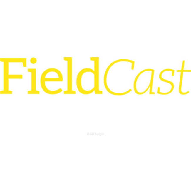 Fieldcast SDI 1 over 2Core Single Mode Hybrid Fibre Converter