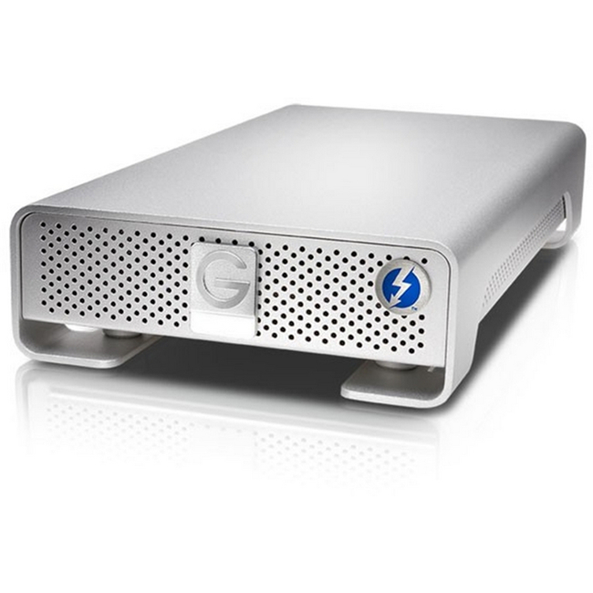 G-Technology: G-Drive Thunderbolt and USB3