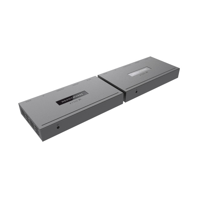 HDAnywhere: XTND 2K (150M) Extender Set (Trasmitter and Receiver)