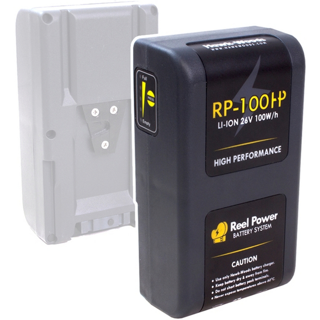 Hawk-woods: RP-100H - Reel-Power 26v 100wh Battery  (H-Series)
