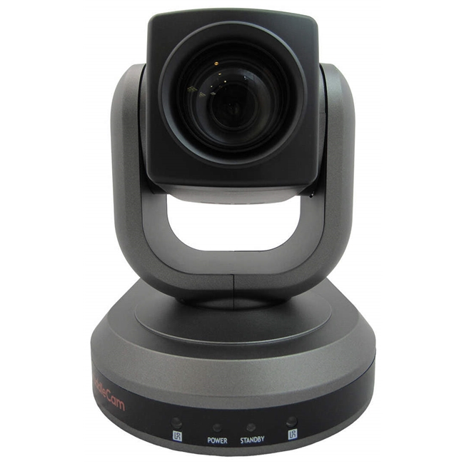 Huddlecam: PTZ Camera 20X Optical Zoom | USB 3.0 | 1080p | 58 degree FOV Sony Lens (Gray)