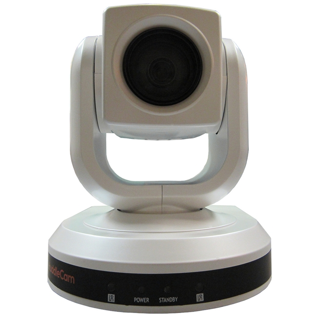 Huddlecam: PTZ Camera 30X Optical Zoom | USB 3.0 | 1080p | 63 degree FOV Sony Lens (White)