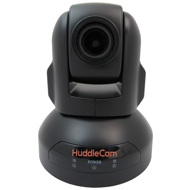 Huddlecam: PTZ Camera 3X Optical Zoom | USB 2.0 | 1080p | 74 degree FOV (Black)