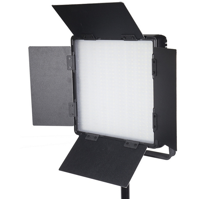Datavision: LEDGO 600 Daylight Dimmable LED Location / Studio Light