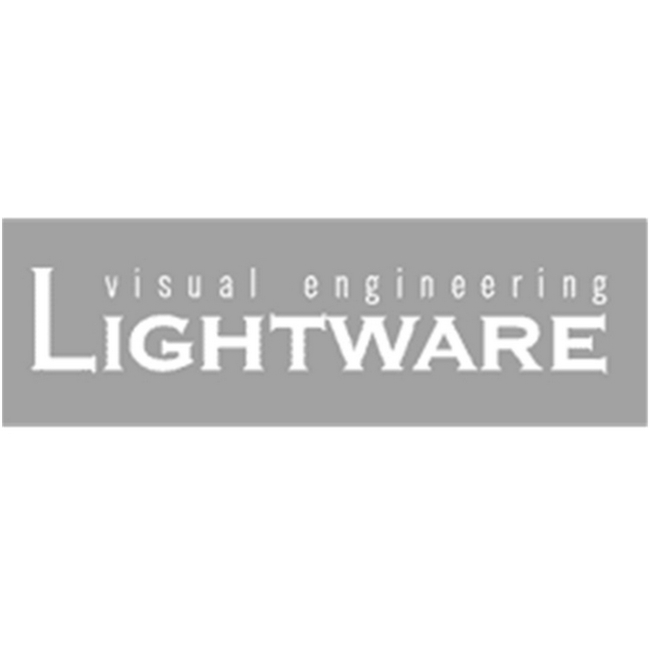 Lightware: Digital and Analog Audio Output Module