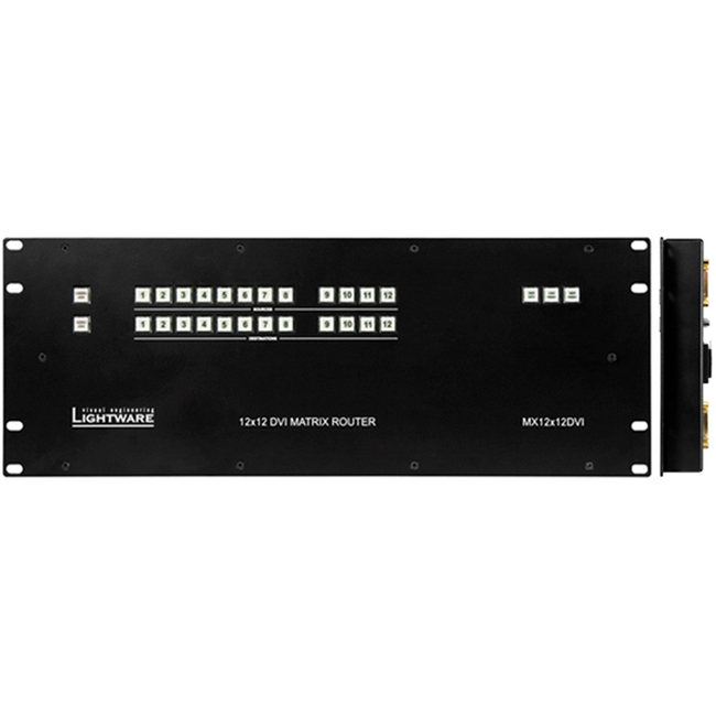 Lightware: MX16X16DVI-SLIM Matrix Switcher