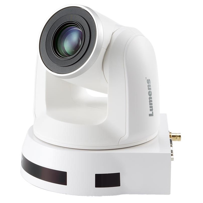 Lumens VC-A50P High Definition PTZ Video Camera (White)