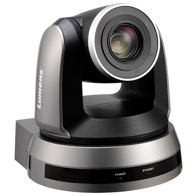 Lumens VC-A51S High Definition PTZ Video Camera (Black)