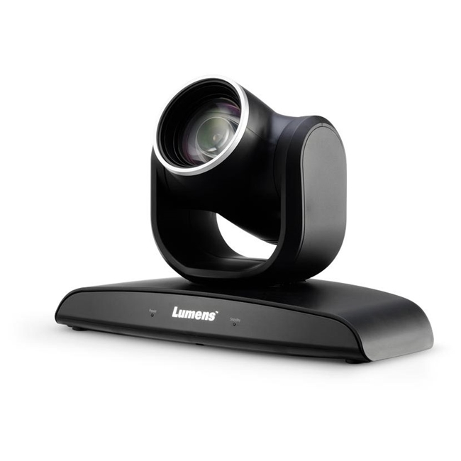 Lumens VC-B30U High Definition PTZ with USB for Video Conferencing (Black)