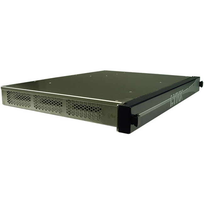 Lynx Technik: RFR-5041 (series 5000) 1U Rack Frame + Primary PSU + Controller (10/100 Base T) + Power Cable