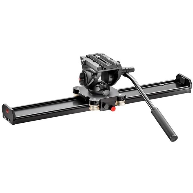 Manfrotto: MAN-MVS060AMVH500AH Slider 60 | 500 Head