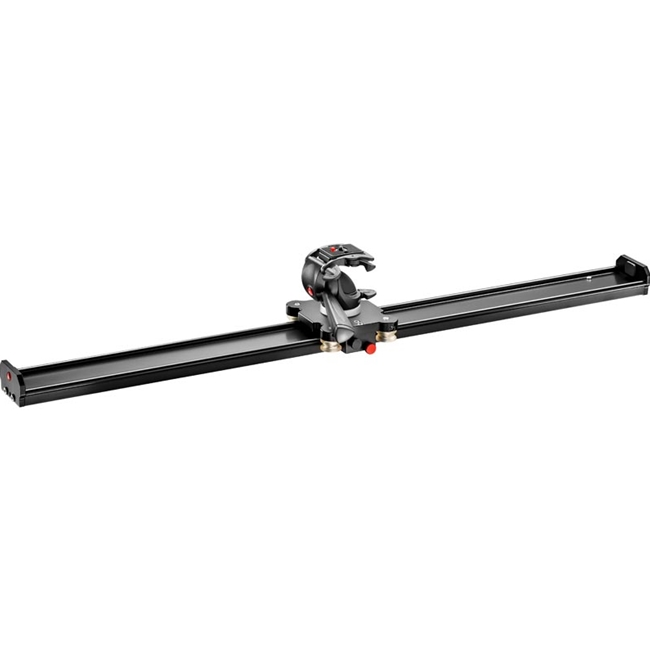 Manfrotto: MAN-MVS100A391RC2 Slider 100 | 3W Head