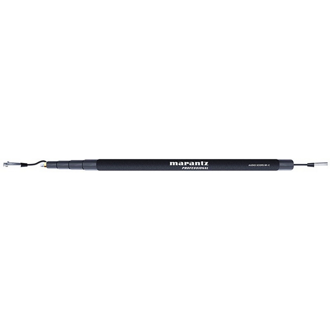 Marantz Audio Scope B9-C 4-Section 9-Foot Boom Pole with XLR Cable
