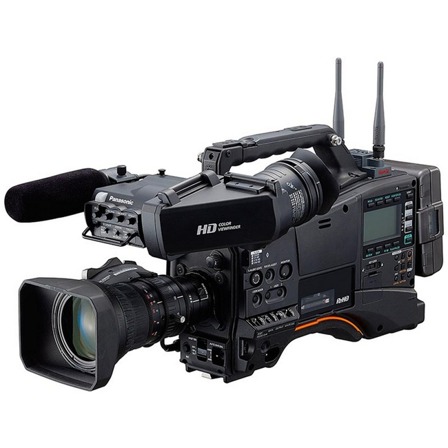 Panasonic: AJ-PX380G Camera Body Only