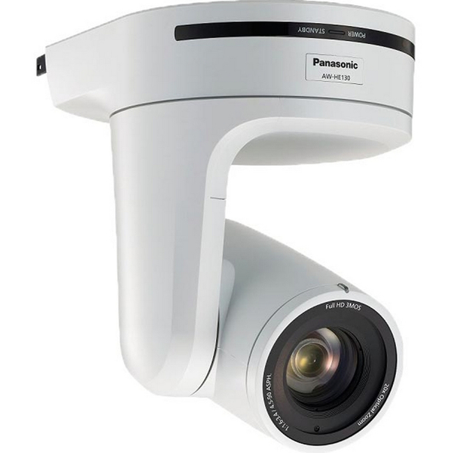 Panasonic AW-HE130WEJ 1/3 HD Integrated Camera (White)