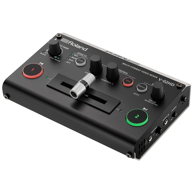 Roland: V-02HD Micro Video Switcher