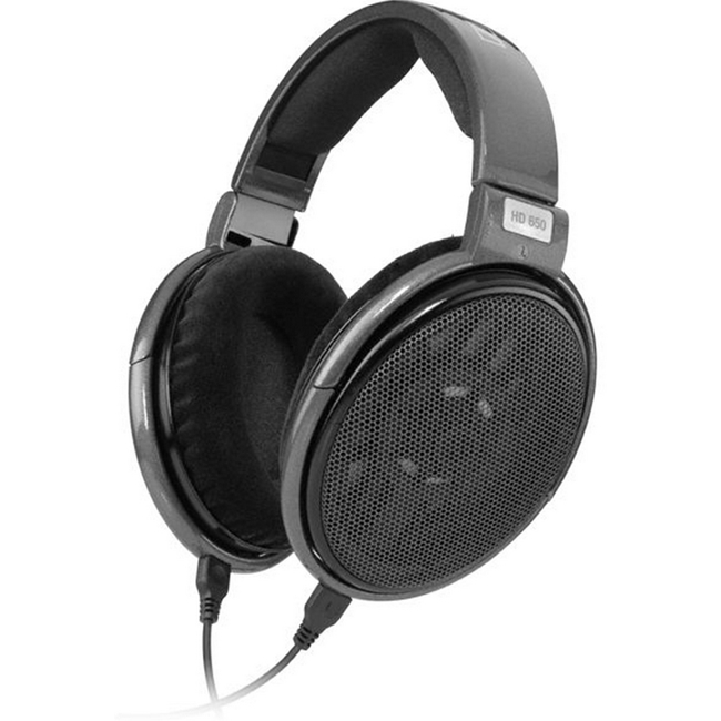 Sennheiser: HD 650 Full Size Open High-End Headphones