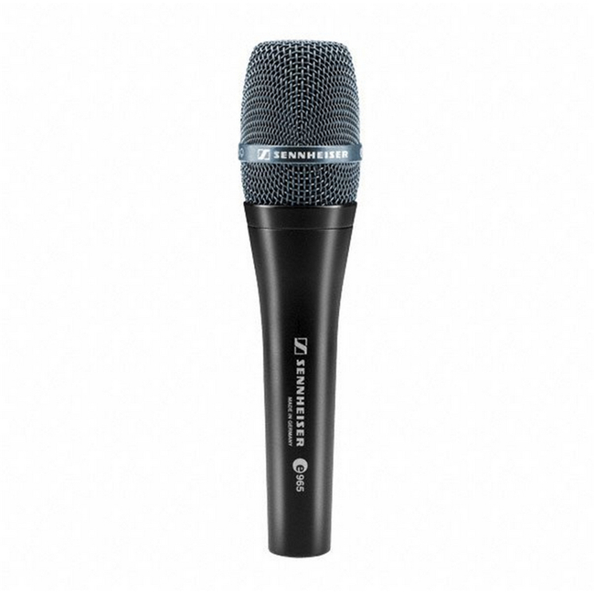 Sennheiser: e965 Professional True Condenser Vocal Mic. with Switchable Polar Patterns