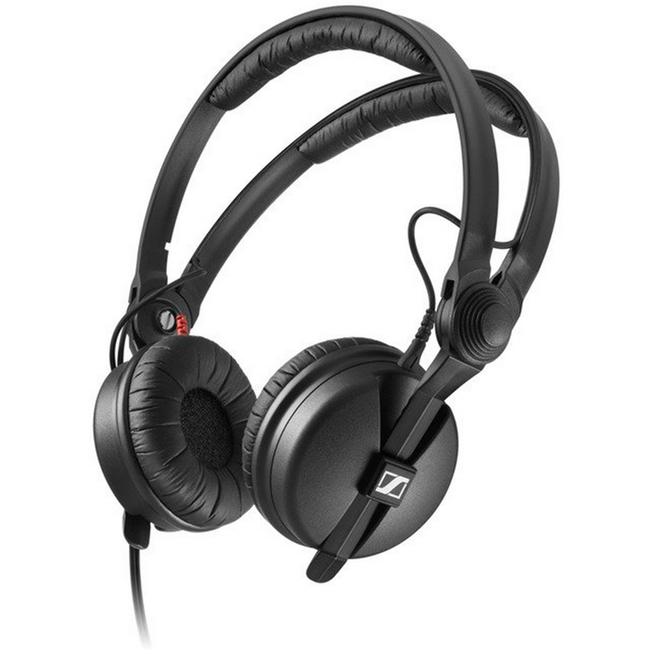 Sennheiser: HD 25 Closed Supra-aural Professional Monitoring Headphones