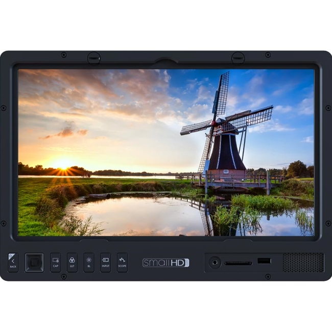 "SmallHD: 1303 13"" HDR Ready Monitor with 1500 NITs Brightness"