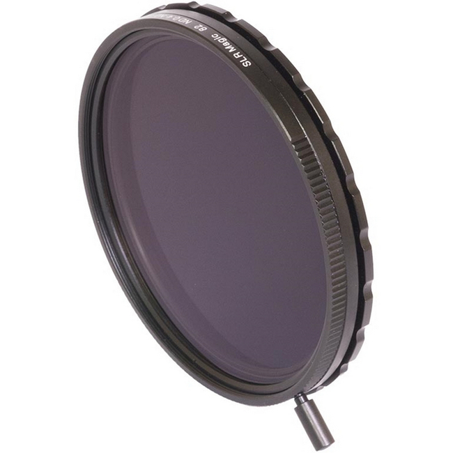 SLR Magic Variable ND filter (82mm rear thread 86mm front)