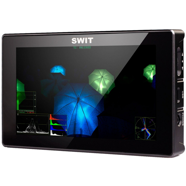 Swit: 5.5-inch Full HD Waveform LCD Monitor