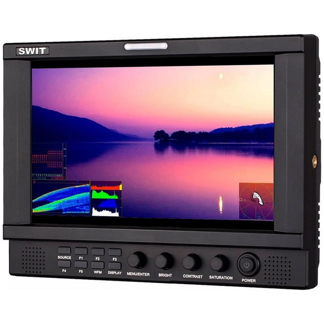 Swit: 9-inch Full HD Waveform LCD Monitor