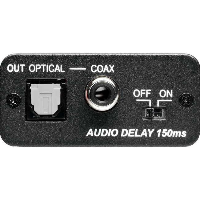 TV One: Analog Stereo to SPDIF Coaxial Audio Converter
